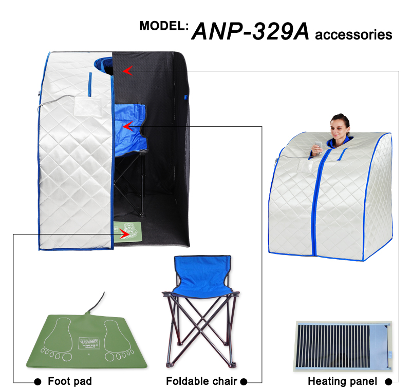 Portable Far Infrared Ray Sauna