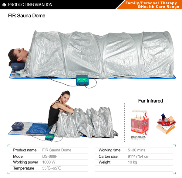 Far Infrared Sauna Dome