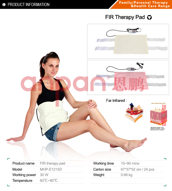 Far Infared Therapy pad